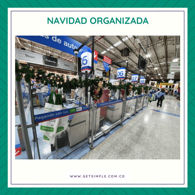 organizadores de espacios Bogotá