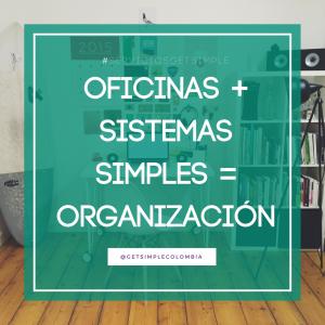 Oficinas organizadas